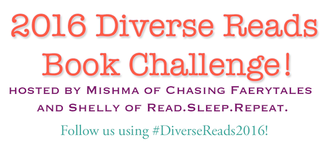 Mishma and Shelly's Diverse Reads Challenge